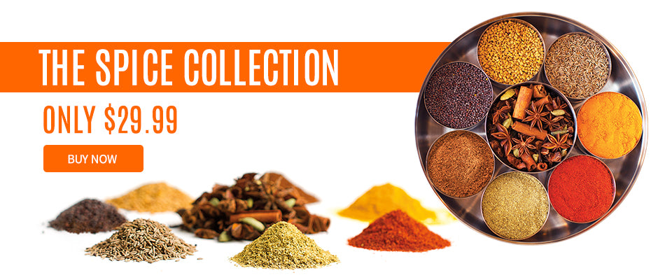 Kitchen Curry Spice Collection