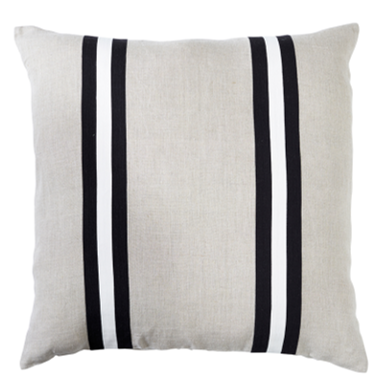 Linen Duo Cushion 60cm x 60cm