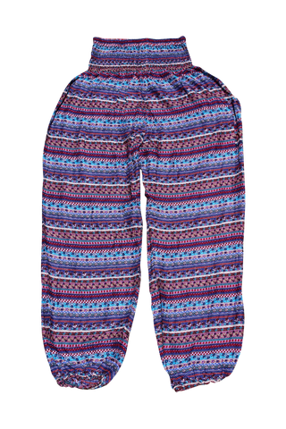 Jami Stripes Harem Pants