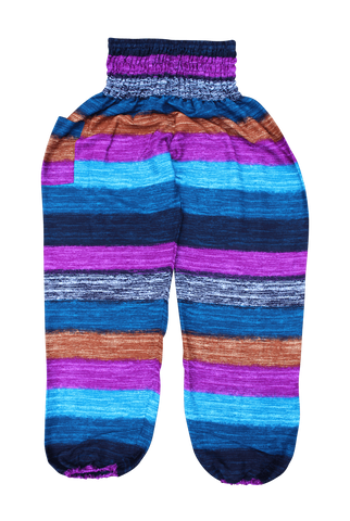 Summer Stripes Harem Pants from Bohemian Island