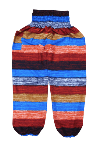 Sunset Stripes Harem Pants from Bohemian Island