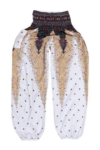 White Peacock harem pants from Bohemian Island