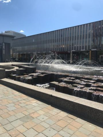 ACT Legislative Assembly fountains