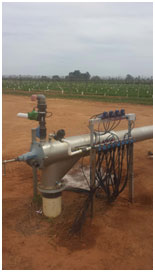 Telemetric monitoring in horticulture