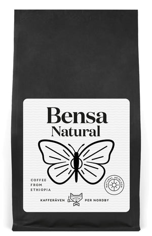 BENSA NATURAL - kafferaven