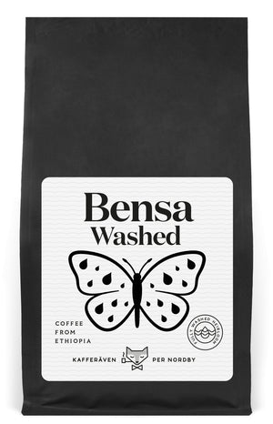 BENSA WASHED - kafferaven