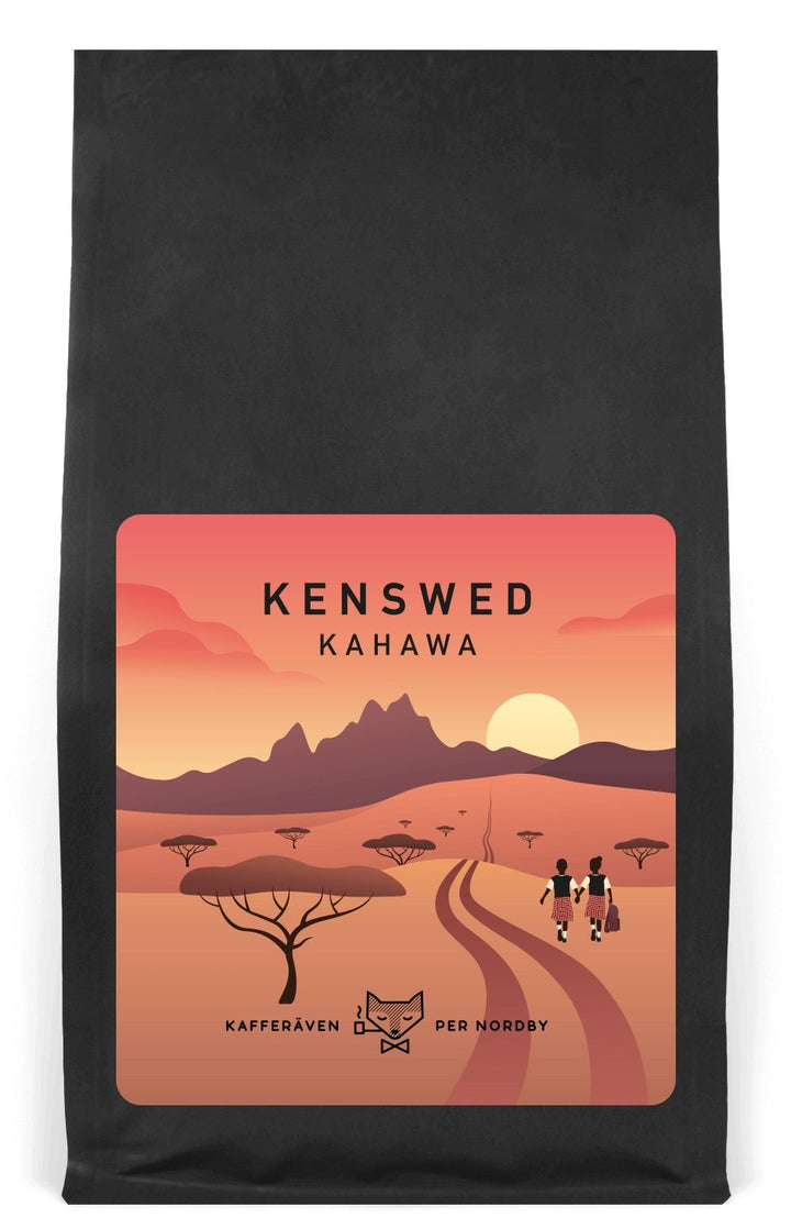 KENSWED KAHAWA - kafferaven