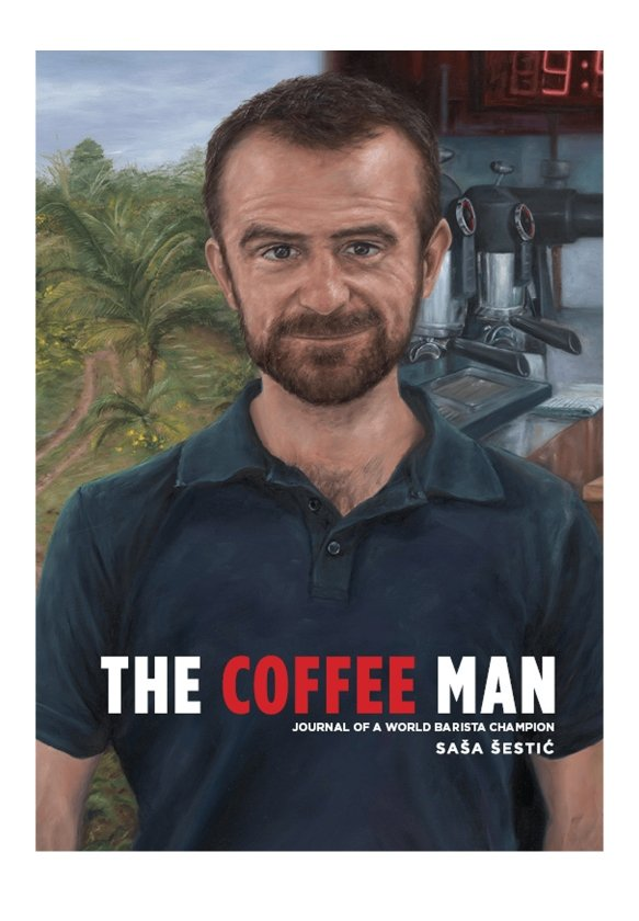 THE COFFEE MAN - BOOK - kafferaven