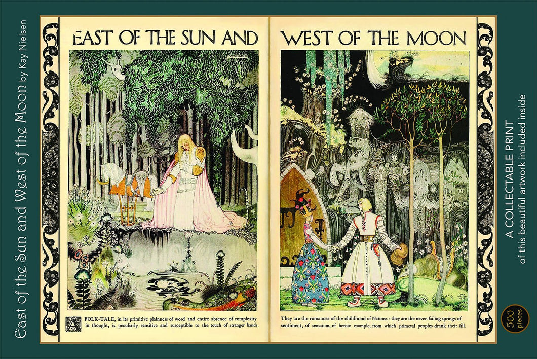 East of the Sun, West of the Moon Puzzle
