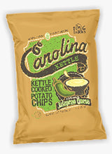 Load image into Gallery viewer, Cozumel Jalapeno Queso Kettle Cooked Potato Chips 2oz bag