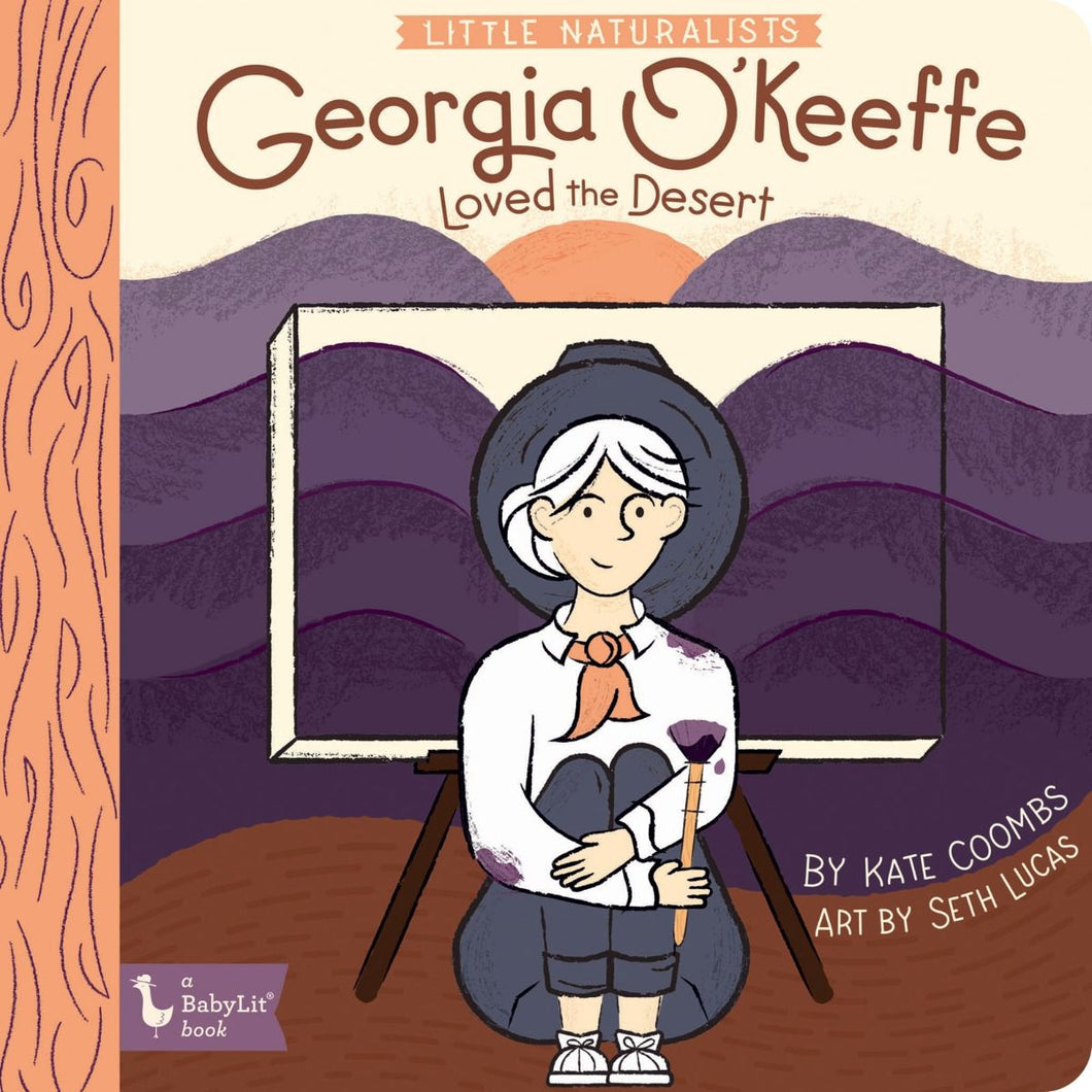 Little Naturalists: Georgia O'Keefe Loved the Desert