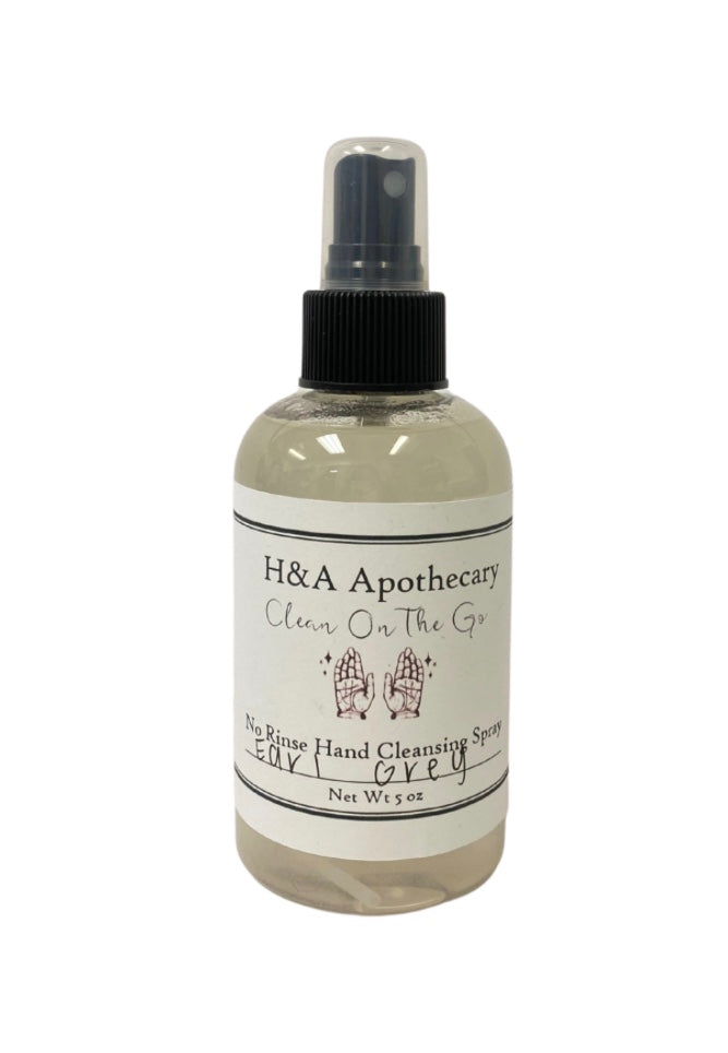 H&A Apothecary Clean On The Go - Earl Grey
