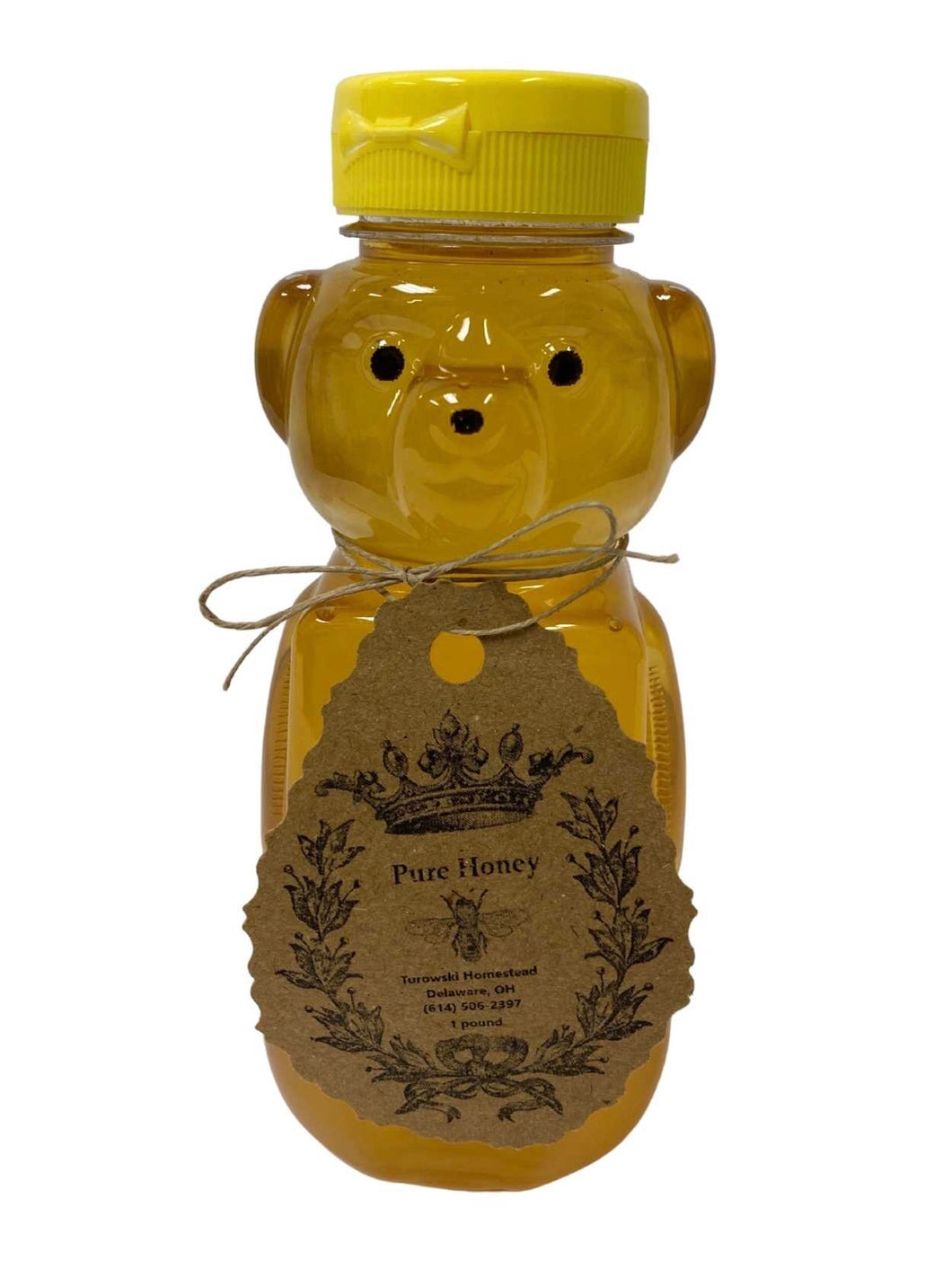 Turowski Local Honey Bear