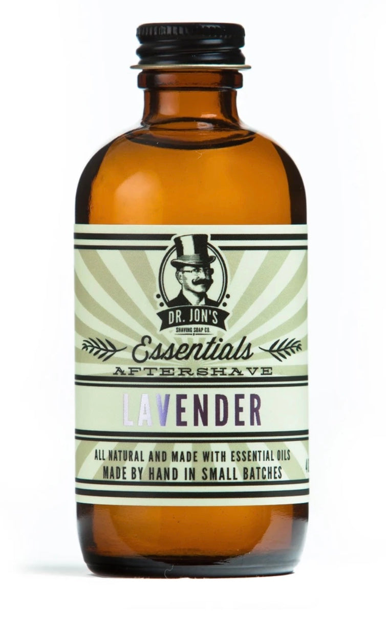 ESSENTIALS LAVENDER AFTERSHAVE TONIC