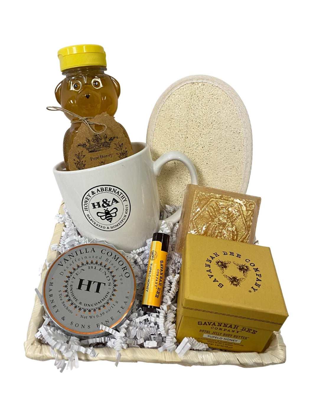 Honey Comfort Gift Set