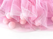 Load image into Gallery viewer, Bubblegum Tutu Skirt