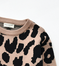 Load image into Gallery viewer, Walk On The Wild Side Sweater