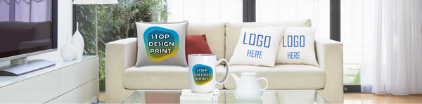 LOGO PRINTING ON MUGS AND ACCESSORIES