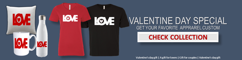VALENTINE'S DAY GIFTS COLLECTION | STOP DESIGN PRINT