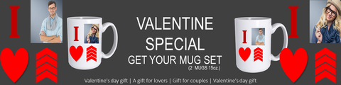 VALENTINE'S DAY SPECIAL GIFTS | STOP DESIGN PRINT