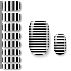 Black Stripes <small>(Transparent)</small>