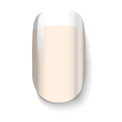French Nails <small>(Transparent)</small>