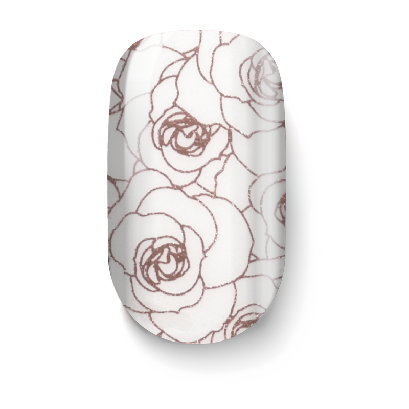 Shiny Roses (Transparent)