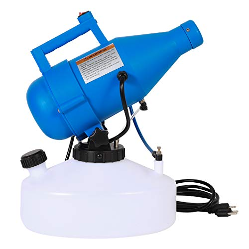 Electric ULV Portable Sprayer, Konideke (4.5 Liter / 1.2 Gallon)