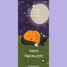 Load image into Gallery viewer, Halloween Wallpaper