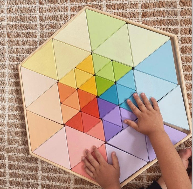 Extra Large Wooden Puzzle