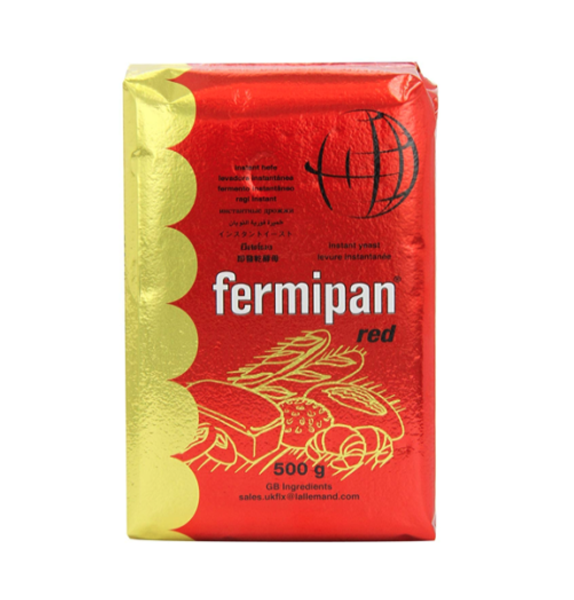 Fermipan Red Instant Dried Yeast 500g