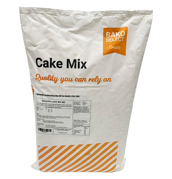 Bako Select Madeira Cake Mix 12.5kg