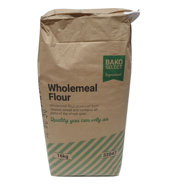 Bako Select Flour Wholemeal 16kg
