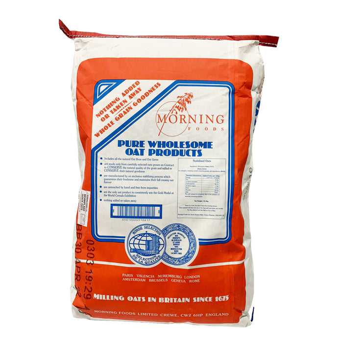 Morning Foods Rolled Oats 12.5kg