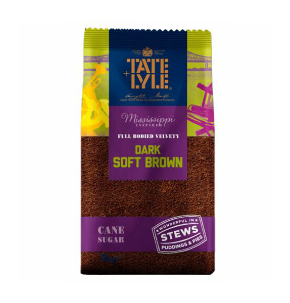 Tate & Lyle Soft Dark Brown Sugar 3kg