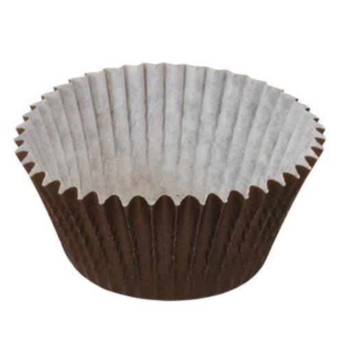 Cupcake Buncases Chocolate Brown x 360