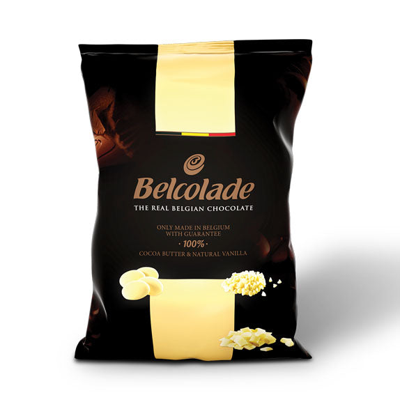 Belcolade White 5kg
