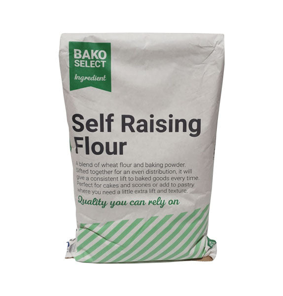 Bako Select Self Raising Flour 16kg