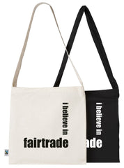 Fairtrade Cotton Bags by Bag People