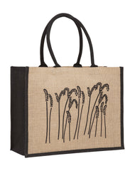 Laminated Jute Supermarket Bag by Bag People