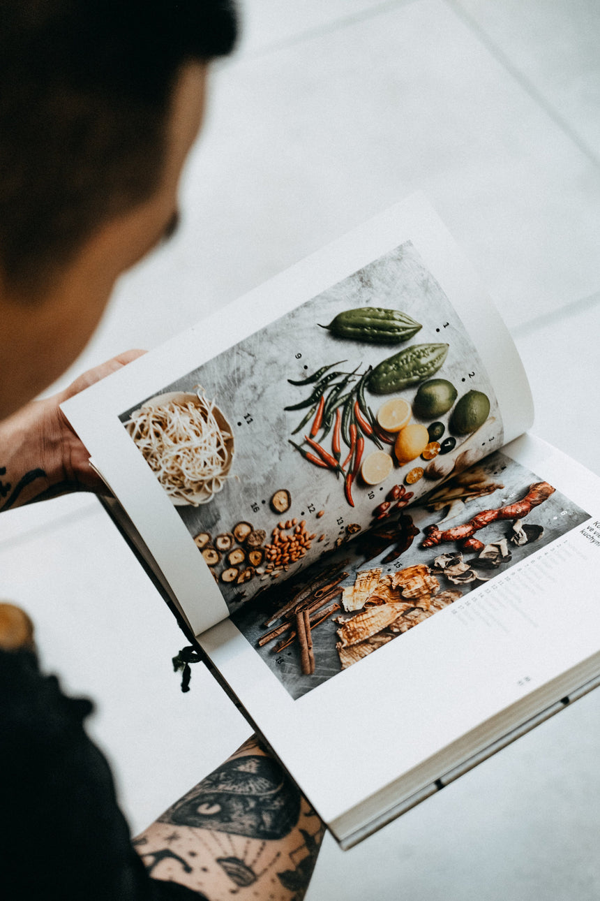 Vietnamese Cookbook with a Family Story of Tuan & Lan