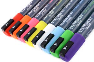 Chalk markers, Stationery Island, MRZ Stationery, Stationery Wholesale, Bulk Buy, Markers, Import, B2B, Buy Online, E-commerce, Business, Office