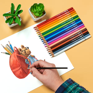Watercolour Pencils | Creative Collection | 48 Colours