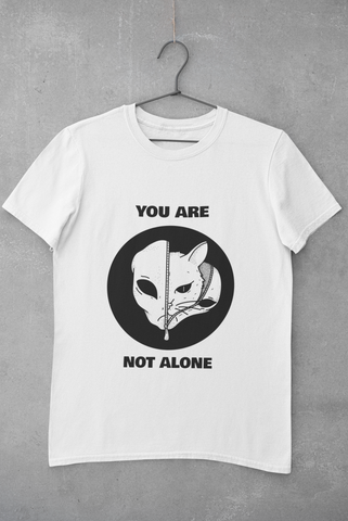 Image of Camiseta You are not alone