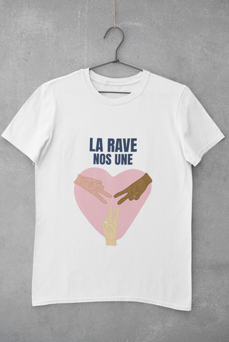 Image of Camiseta La rave nos une