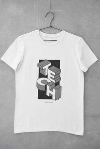 Camiseta Tech Mood - Blanco