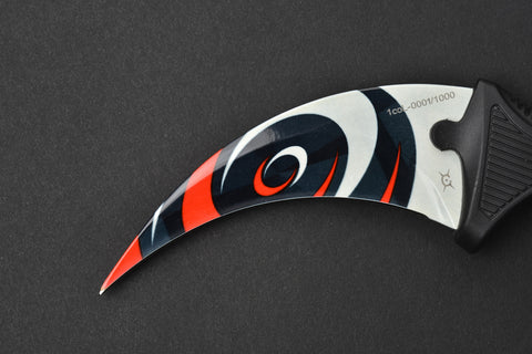 Fadecase Karambit Team  - Complexity
