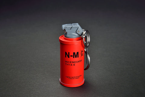 Fadecase N-M Incendiary Keychain Lighter