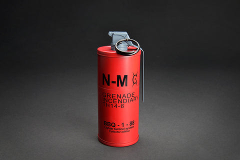 Fadecase N-M Incendiary Full Sized Lighter