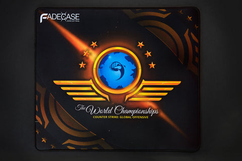 Fadecase Mousepad - Official World Championships